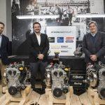 Renault dona tres motores y dos cajas de velocidades a Monlau Repsol Technical School