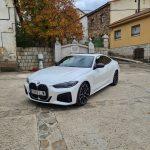 BMW SERIE 4 COUPÉ entre elegancia y dinamismo