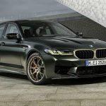 EL NOU BMW M5 CS