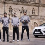 LEXUS, PATROCINADOR DEL CLUB DE BÀSQUET HERETA SANT PAU BURGOS, GUANYADOR DE LA FIBA INTERCONTINENTAL CUP 2021