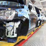 2021 arranca con una caída de la producción de vehículos del 9%