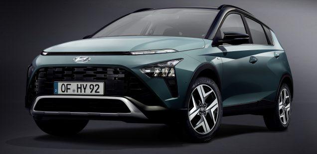 Hyundai Motor presenta el Nuevo BAYON, un crossover elegante y con estilo