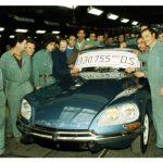 DS AUTOMOBILES EN EL ORIGEN DE LA VANGUARDIA: LANZAMIENTO DEL PALLAS EN 1964