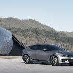 Kia EV6 redefine las fronteras de la movilidad eléctrica con un diseño inspirador, un rendimiento extraordinario y un espacio innovador