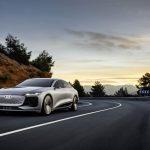 Audi A6 e-tron concept: la próxima 'e-volución'