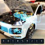 Porsche Engineering está desarrollando el vehículo inteligente del futuro con Game Engines