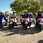 Silence estrena el seu servei de motosharing a Girona